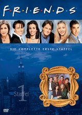 Friends - Die komplette Staffel 01 Poster