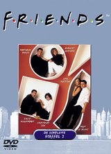 Friends - Die komplette Staffel 02 Poster