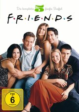 Friends - Die komplette Staffel 05 (4 Discs) Poster