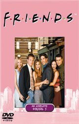 Friends - Die komplette Staffel 05 Poster