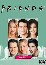 Friends - Die komplette Staffel 09 Poster