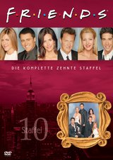Friends - Die komplette Staffel 10 (5 DVDs) Poster