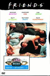 Friends, Staffel 1, Episoden 01-06 Poster