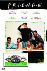 Friends, Staffel 1, Episoden 07-12 Poster