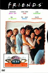 Friends, Staffel 1, Episoden 13-18 Poster