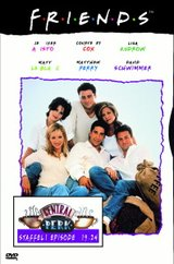 Friends, Staffel 1, Episoden 19-24 Poster