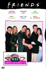 Friends, Staffel 2, Episoden 01-06 Poster