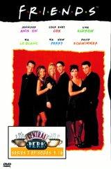 Friends, Staffel 2, Episoden 07-12 Poster