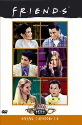 Friends, Staffel 3, Episoden 01-06 Poster