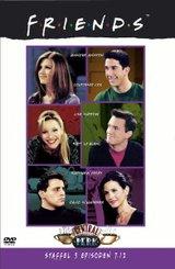 Friends, Staffel 3, Episoden 07-12 Poster