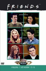 Friends, Staffel 3, Episoden 13-18 Poster