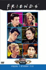 Friends, Staffel 3, Episoden 19-25 Poster