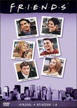 Friends, Staffel 4, Episoden 01-06 Poster