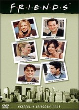 Friends, Staffel 4, Episoden 13-18 Poster