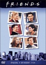 Friends, Staffel 4, Episoden 19-24 Poster