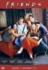 Friends, Staffel 5, Episoden 07-12 Poster