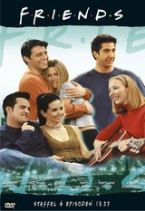 Friends, Staffel 6, Episoden 18-23 Poster
