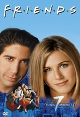 Friends, Staffel 7, Episoden 01-06 Poster