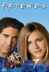 Friends, Staffel 7, Episoden 01-06 Poster