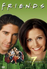 Friends, Staffel 7, Episoden 19-23 Poster