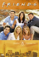Friends, Staffel 8, Episoden 01-06 Poster