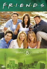 Friends, Staffel 8, Episoden 07-12 Poster