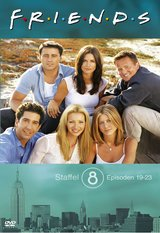Friends, Staffel 8, Episoden 19-23 Poster