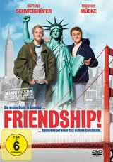Friendship! (I Feel Good!) Poster
