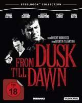 From Dusk Till Dawn (Steelbook Collection, gekürzte Fassung) Poster