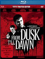 From Dusk Till Dawn (Titty Twister Edition, + DVD, Uncut) Poster