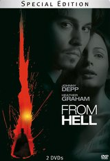 From Hell (Special Edition, 2 DVDs im Steelbook) Poster
