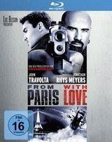 From Paris with Love (Limited Edition, Steelbook) Poster