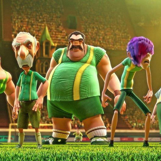 Fußball - Großes Spiel mit kleinen Helden - Trailer Poster