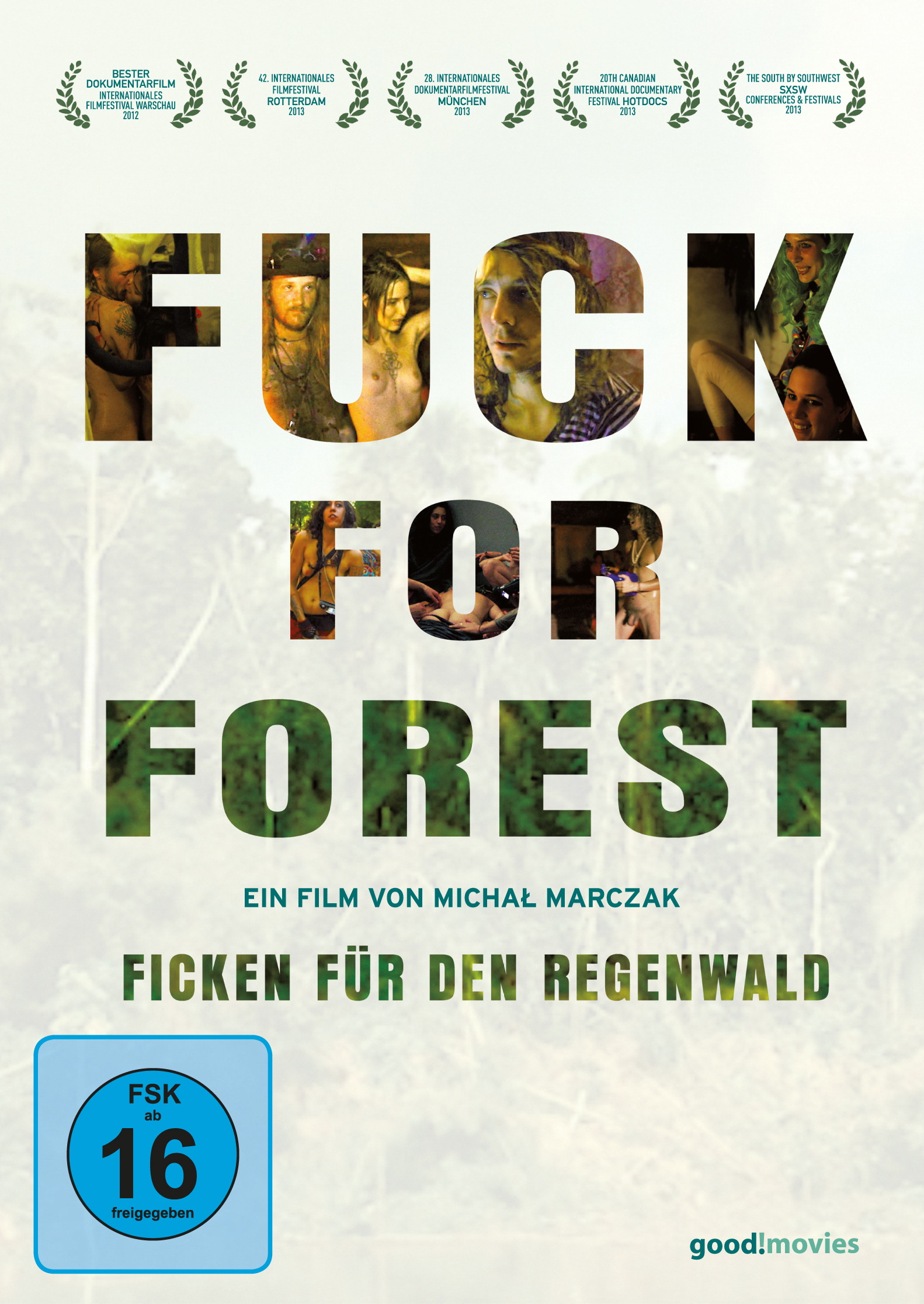 Fuck for Forest Poster