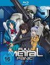 Full Metal Panic! - Box 1 Poster