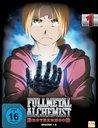 Fullmetal Alchemist Brotherhood, Vol. 1 (2 Discs) Poster