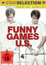 Funny Games U.S. Poster