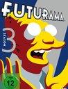 Futurama - Season 3 (4 Discs) Poster