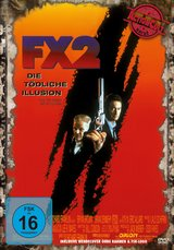 F/X 2: Die tödliche Illusion (Action Cult, Uncut) Poster