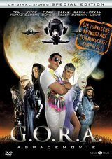G.O.R.A. - A Space Movie (Special Edition, 2 DVDs/OmU) Poster