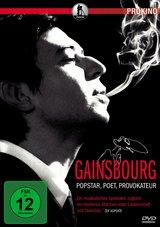 Gainsbourg - Popstar, Poet, Provokateur Poster