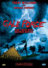 Gale Force - Don't Mess with Mother Nature Poster