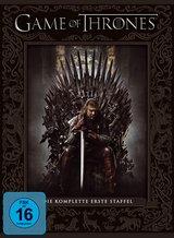 Game of Thrones - Die komplette erste Staffel (5 Discs, + Booklet) Poster