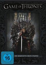 Game of Thrones - Die komplette erste Staffel (5 Discs) Poster