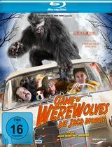 Game of Werewolves - Die Jagd beginnt! (Blu-ray 3D) Poster