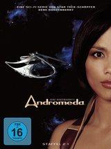 Gene Roddenberry's Andromeda - Season 2.1 (3 DVDs) Poster