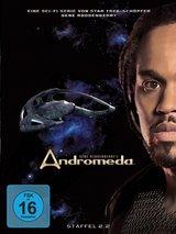 Gene Roddenberry's Andromeda - Season 2.2 (3 DVDs) Poster