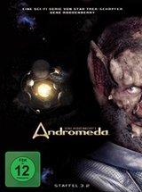 Gene Roddenberry's Andromeda - Season 3.2 (3 Discs) Poster