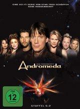 Gene Roddenberry's Andromeda - Season 5.2 (3 Discs) Poster