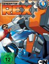 Generator Rex - Vol. 01 Poster